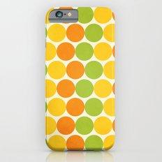 Zesty Polka iPhone 6s Slim Case