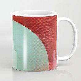 Circle Composition X Coffee Mug