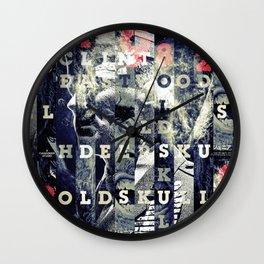 Grandpa Cowboy Wall Clock