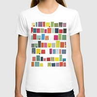 city T-shirts featuring City by Cassia Beck