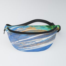 stage for the sun (pinhole camera) Fanny Pack