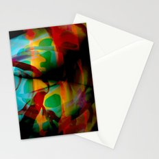 Curled Stationery Cards