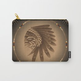 Honor and Strength Carry-All Pouch