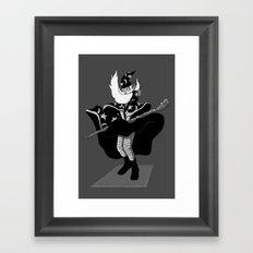 Merlin Monroe Framed Art Print