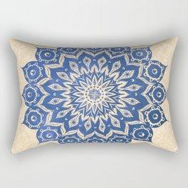 ókshirahm sky mandala Rectangular Pillow