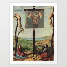129. Art Print