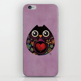 Owls Hatch iPhone Skin