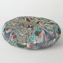 Moonbeams and Reflections Floor Pillow