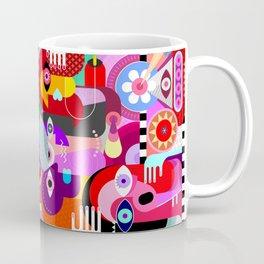 Crowd / Large group of people Coffee Mug