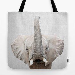 Elephant 2 - Colorful Tote Bag