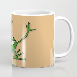 Happy frog Coffee Mug