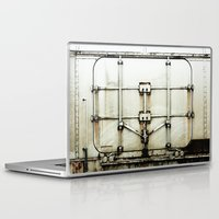 metal Laptop & iPad Skins featuring metal by alina vasile