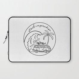 Stuck in Paradise Laptop Sleeve