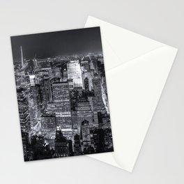 New York City Skyline IV Stationery Cards