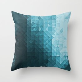 #3 GHOST Throw Pillow