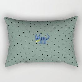 Bob The Cat Rectangular Pillow