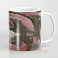 heavy metal Mugs featuring Heavy Metal Music by Corbin Henry