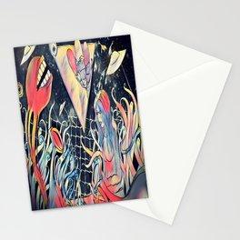 self portrait 2017 Stationery Cards