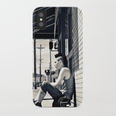 South Tacoma Skater  Slim Case iPhone X