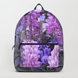 Lively Lupines Backpack