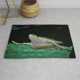 Atlantic Ridley Sea Turtle Rug