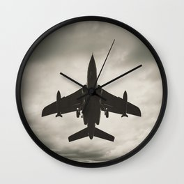 Fighting the Skies Wall Clock