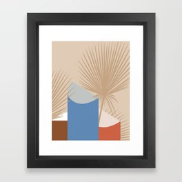 Tropical Breeze 02 Framed Art Print