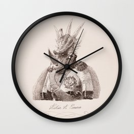 Alastair A. Cosaurus Wall Clock