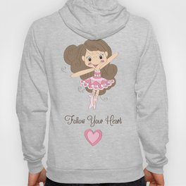BellaRina - Follow Your Heart Hoody