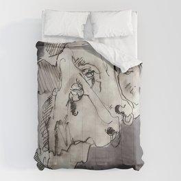 Deja Moo Comforters