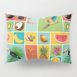 Summer Panopticum Pillow Sham