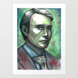 Hannibal Art Print
