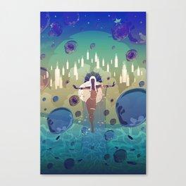 Yemanya Canvas Print