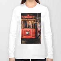 istanbul Long Sleeve T-shirts featuring Istanbul by Seza Kaymak