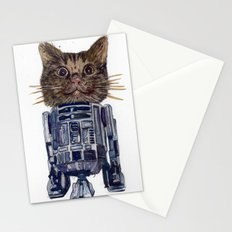 Cat2D2 Stationery Cards