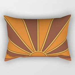 Sun Dreamer Rectangular Pillow