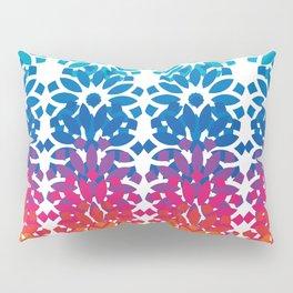 Lotus Rainbow Pillow Sham