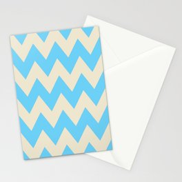 Chevronage II Stationery Cards