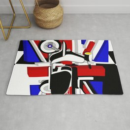 Scooter UK Rug