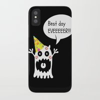 birthday iPhone & iPod Cases featuring Birthday by My own little world