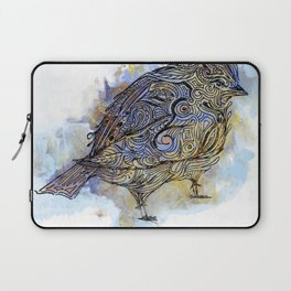 Put a Bird on It Laptop Sleeve