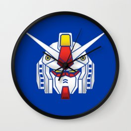 Mobile Suit in Disguise Wall Clock