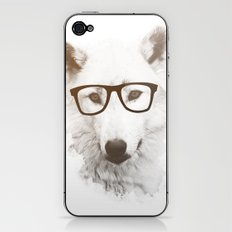 SMART WOLF iPhone & iPod Skin