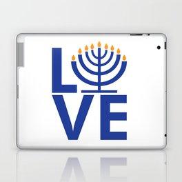 I Love Chanukkah Laptop & iPad Skin