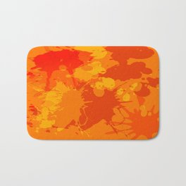 Accident in the Juice factory Bath Mat