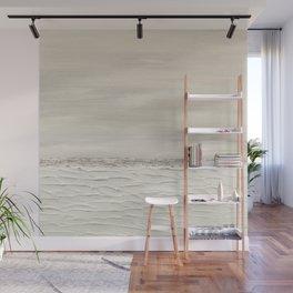 Gray Seas 4 Wall Mural