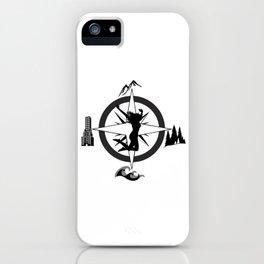 Adventure Bod - Logo iPhone Case