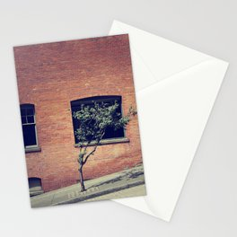 Tree on a Hill Stationery Cards