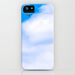 Airplane iPhone Case