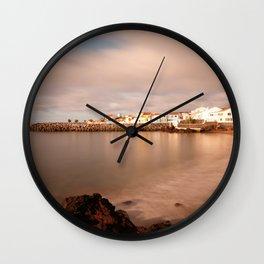 Sao Roque, Azores Wall Clock